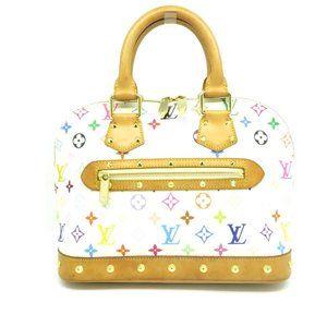 💎✨Authentic✨💎Leather White Handbag White